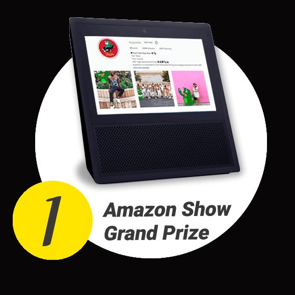 Amazon Grand Prize