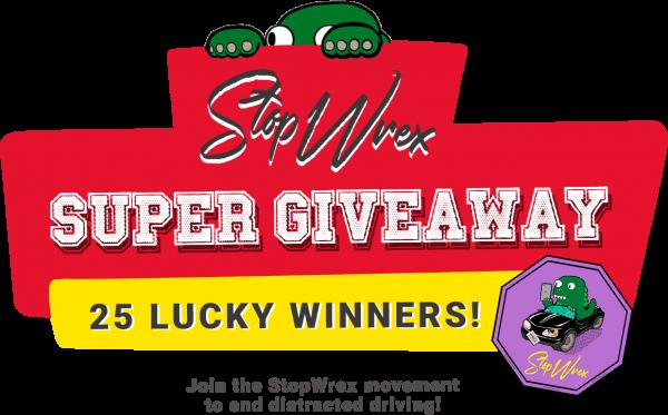 StopWrex / Super Giveaway